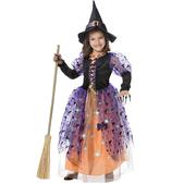 Disfraz de brujita para niña