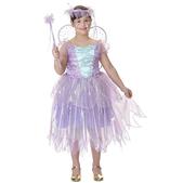 Disfraz de ninfa luces para niña