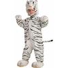 Disfraz de tigre albino niño