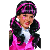 Perruque de Draculaura de Monster High