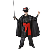 Disfraz de espadachín para niño