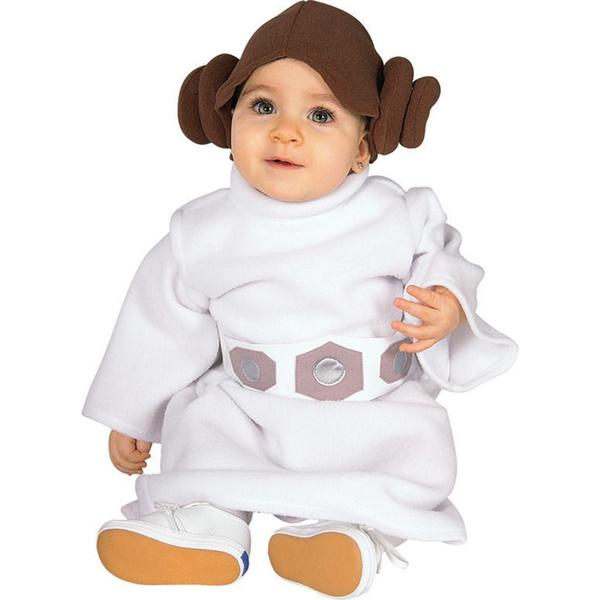 Disfraz de Princesa Leia para bebé: comprar online