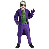 Disfraz de Joker Deluxe Niño