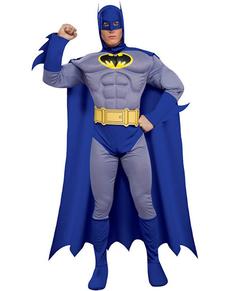 Disfraz de Batman the Brave and the Bold Musculoso