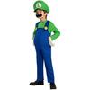 Disfraz de Luigi niño Deluxe