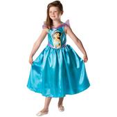 Disfraz de Jasmine brillante niña