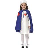 Disfraz de enfermera para niña