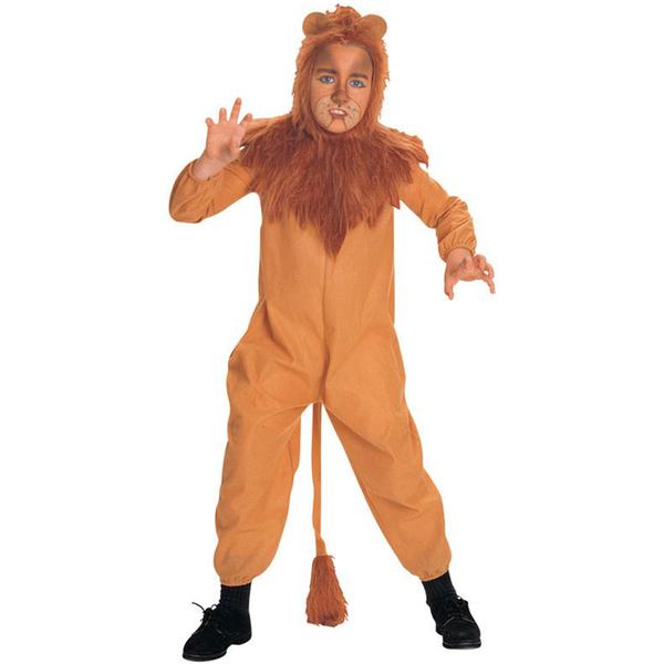 Disfraz de leon infantil - Imagui