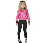 Disfraz de Pink Lady para niña