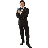 Costume de James Bond 007
