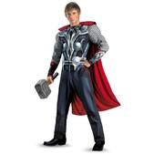 Disfraz de Thor musculoso