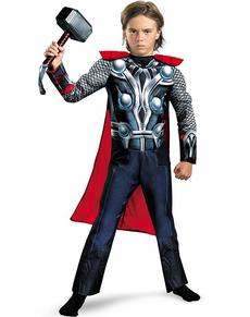 Disfraz de Thor Classic musculoso niño