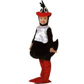 Disfraz de patito infantil