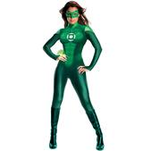 Disfraz de Linterna Verde Woman