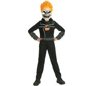 Disfraz de Ghost Rider niño