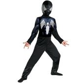 Disfraz de Amazing Spiderman Negro niño