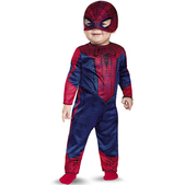 Costume d'Amazing Spiderman bébé