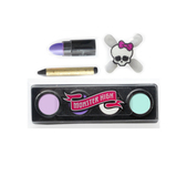 Maquillaje de Abbey Bominable Monster High