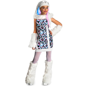 Costume d'Abbey Bominable Monster High