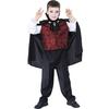Disfraz de niño vampiro