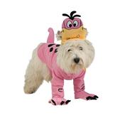 Costume de Dino des Pierrafeu pour chien