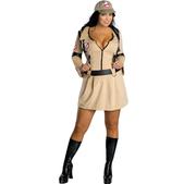 Disfraz de Cazafantasmas para mujer talla grande