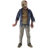 Disfraz de Walking Dead: Zombie para niño