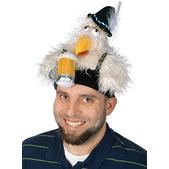 Gorro del pollo cervecero Oktoberfest