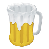 Jarra de cerveza nevera hinchable