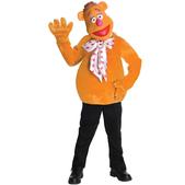 Disfraz de Fozzie el Oso para niño de The Muppets