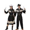 Disfraz de cowboy mujer