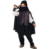 Disfraz de ninja medieval para niño