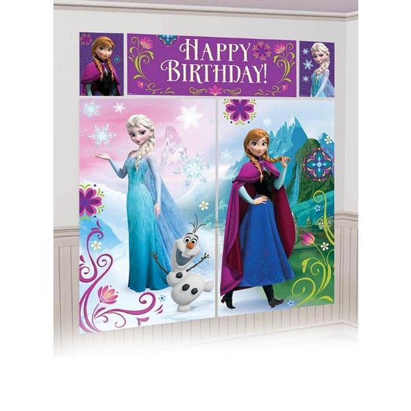 Fiesta cumpleaños frozen (anna y elsa):  10 mejores ideas y ...