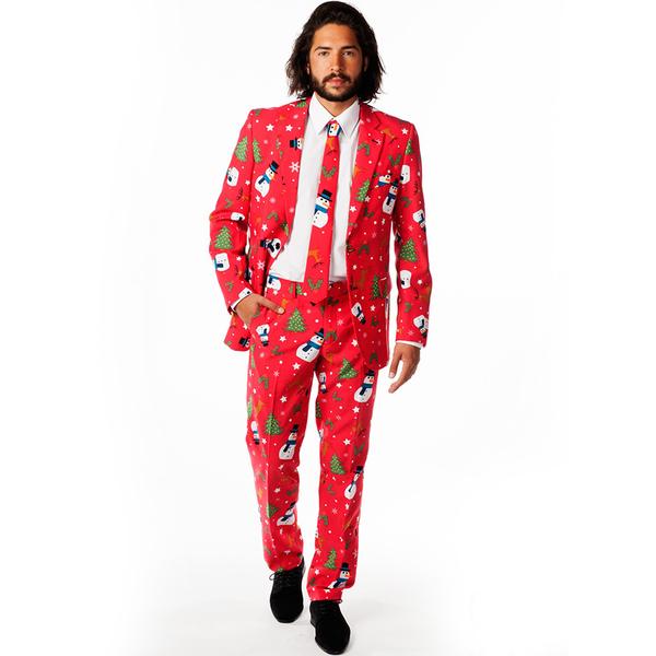Adieu le costard-cravate ennuyeux…Bienvenue aux costumes Opposuits ! 4d8e1e9823a