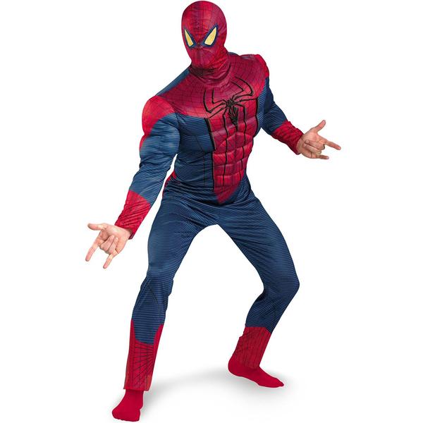 Ultimate spider man tv series peter parker body
