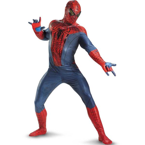 le d guisement amazing spiderman transformez vous en super h ros. Black Bedroom Furniture Sets. Home Design Ideas