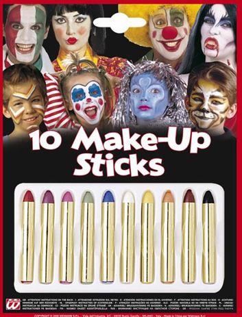 barras maquillaje