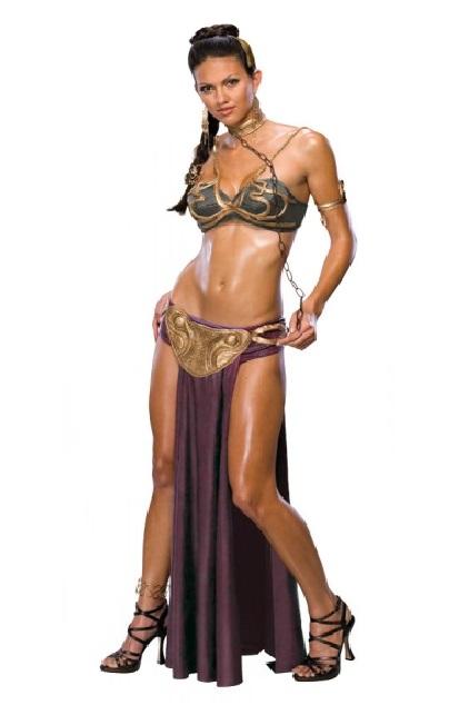 disfraz princesa-leia-esclava-sexy