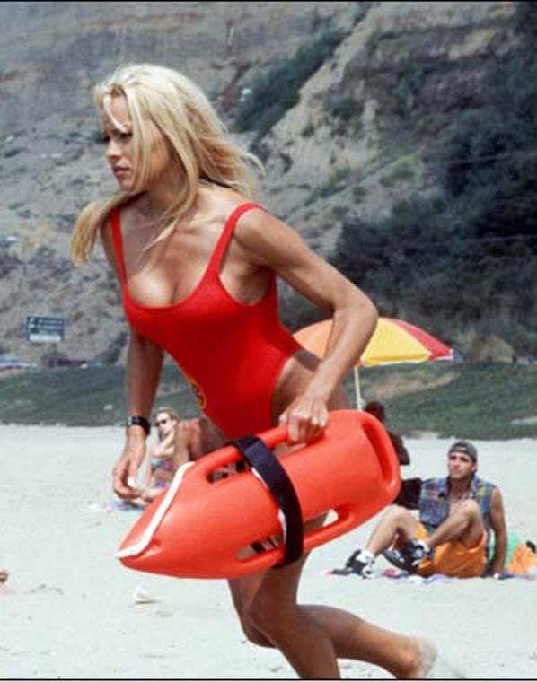 Pamela_Anderson los vigilantes de la playa